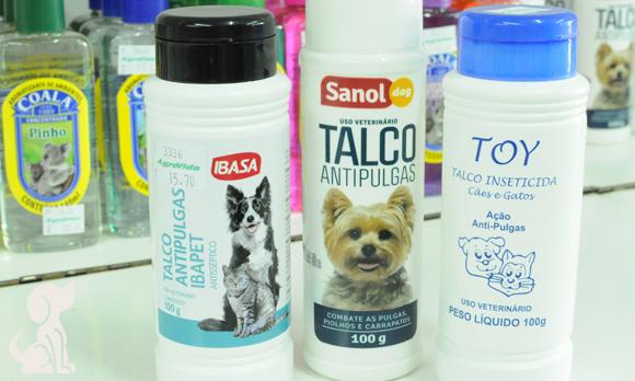 Soluções para as pulgas!
